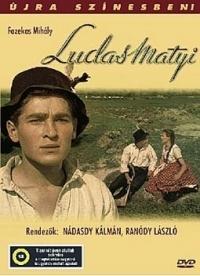 Lúdas Matyi (film) DVD