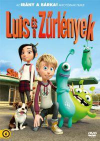 Luis és a Zűrlények DVD