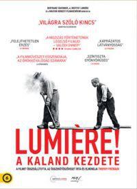 Lumiere!   *A kaland kezdete* DVD