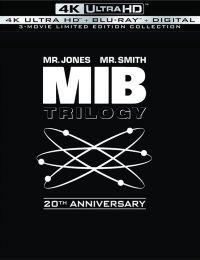 MIB - Sötét zsaruk 2. Blu-ray