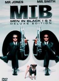 MIB - Sötét zsaruk 2. DVD