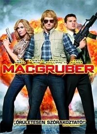 MacGruber DVD