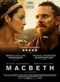 Macbeth (2015) DVD
