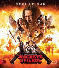 Machete gyilkol Blu-ray