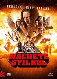 Machete gyilkol DVD