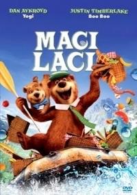 Maci Laci DVD