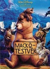 Mackótestvér 1. DVD