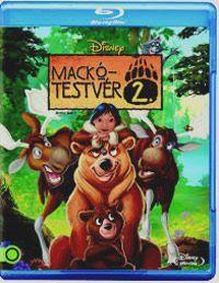 Mackótestvér 2. Blu-ray