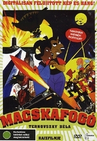Macskafogó 1. DVD