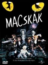 Macskák *1998* DVD