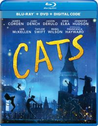 Macskák Blu-ray