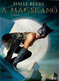 Macskanő DVD