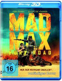 Mad Max: A harag útja 2D és 3D Blu-ray
