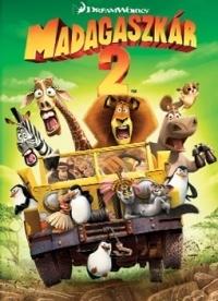 Madagaszkár 2. - Az elveszett sziget DVD