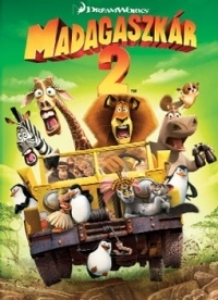 Madagaszkár 2. (DreamWorks gyűjtemény) DVD