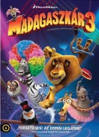 Madagaszkár 3. DVD