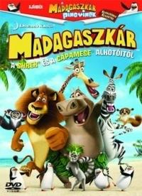 Madagaszkár (DreamWorks gyűjtemény) DVD