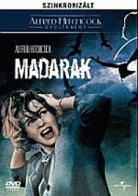 Madarak DVD