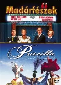 Madárfészek/Priscilla (2 DVD) DVD