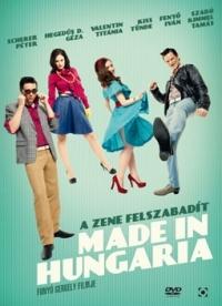Made in Hungária - A zene felszabadít DVD