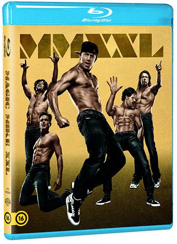 Magic Mike XXL Blu-ray