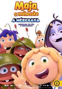 Maja, a méhecske - A mézcsata DVD