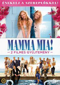 Mamma Mia! 1-2. (2 DVD) DVD
