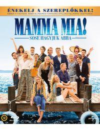 Mamma Mia! Sose hagyjuk abba Blu-ray