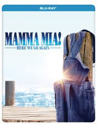 Mamma Mia! Sose hagyjuk abba  - limitált, Blu-ray + 4K Blu-ray