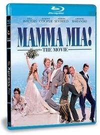 Mamma mia!  *Platina gyűjtemény* Blu-ray