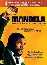 Mandela - Hosszú út a szabadságig DVD