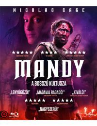 Mandy – A bosszú kultusza Blu-ray