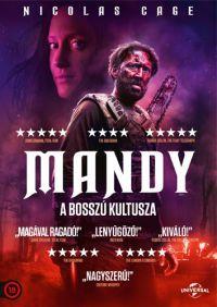Mandy - A bosszú kultusza DVD