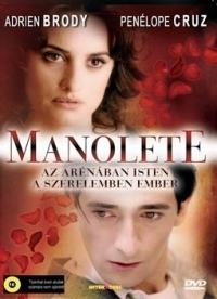 Manolete - Az arénában isten DVD