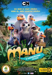 Manu – A legsirályabb fecske DVD