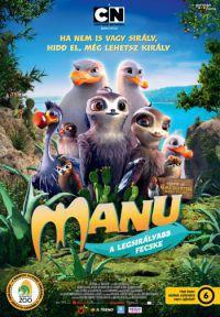 Manu, a legsirályabb fecske DVD