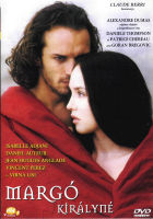 Margó királyné DVD