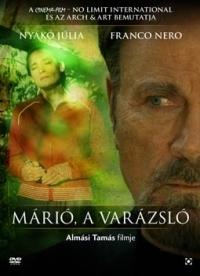 Márió, a varázsló DVD