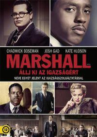 Marshall - Állj ki az igazságért! DVD