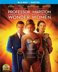 Marston professzor és a két Wonder Woman Blu-ray