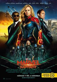 Marvel Kapitány DVD