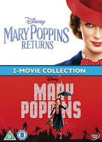 Mary Poppins - 2 filmes gyűjtemény (2 DVD) *Díszdobozos* DVD