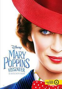 Mary Poppins visszatér DVD