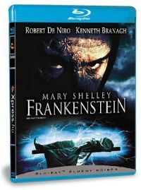 Mary Shelley: Frankenstein Blu-ray