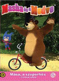 Mása és a Medve 5. - Mása, a szuperhős DVD