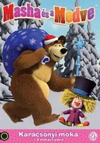 Mása és a Medve 9. - Karácsonyi móka + 4 mókás kaland DVD
