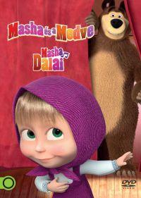 Masha és a medve: Masha dalai DVD
