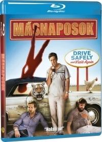 Másnaposok Blu-ray