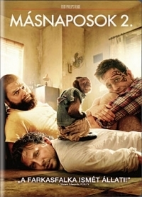 Másnaposok 2. DVD