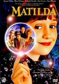 Matilda, a kiskorú boszorkány DVD